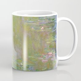 Water Lily Pond by Claude Monet Coffee Mug