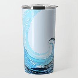 - La Vague - Travel Mug