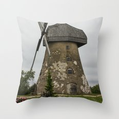 Mill Throw Pillow