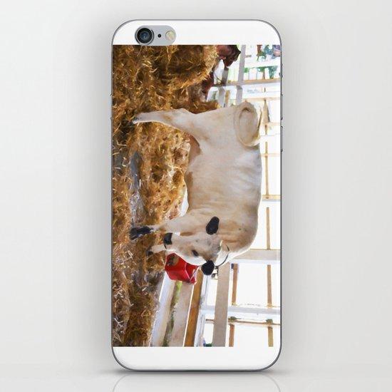 Cute Cow iPhone & iPod Skin