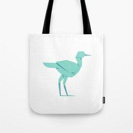 Origami Stork Tote Bag
