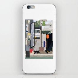 Japan Still Life 001   下北沢 iPhone Skin
