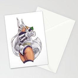 Mirko the Rabbit Hero Stationery Cards