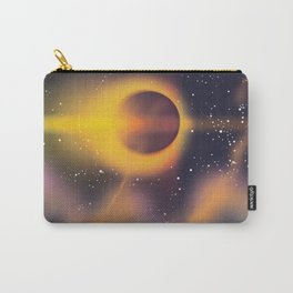 Tour the Universe Eclipse Sci-Fi poster Carry-All Pouch