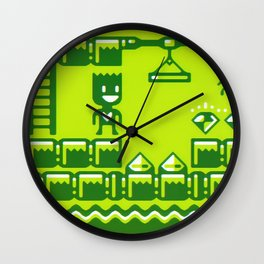 Game Boy Wall Clock