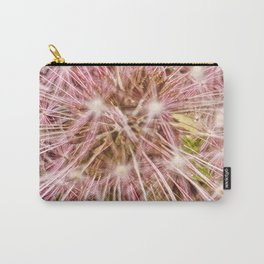 Pink Puff Ball Carry-All Pouch