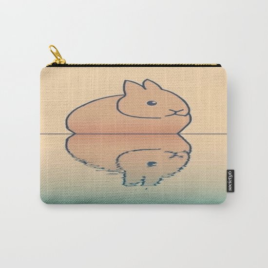 rabbit-45 Carry-All Pouch