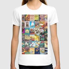 Amusement Rides T-shirt