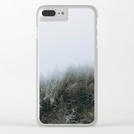 Into the Wild IX Clear iPhone Case