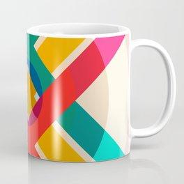 Retro Rocket 24 Coffee Mug