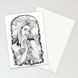 Moonglow Stationery Cards