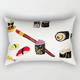 Sushi time Rectangular Pillow