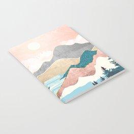 Lake Sunrise Notebook