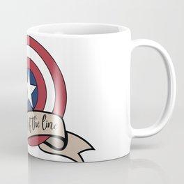 Til the end of the line Coffee Mug