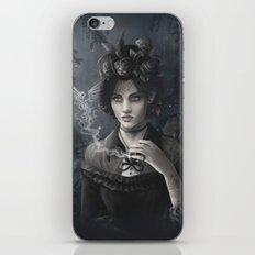 Oisillon (Victorian Lady) iPhone & iPod Skin