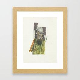 Iktome Framed Art Print