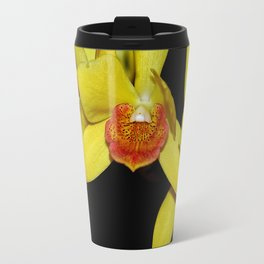 Cattleya Orchid Travel Mug