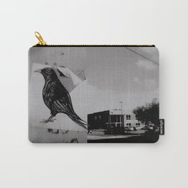 """all my sad remains"" Carry-All Pouch"