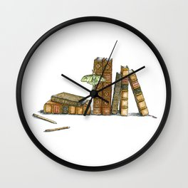 You Almost Unearthly Thing Wall Clock