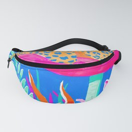 Exotic Jungle Fanny Pack