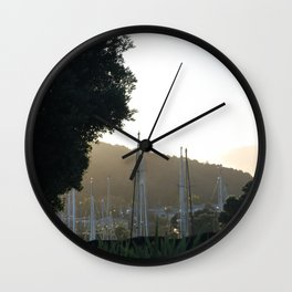 motoring only Wall Clock