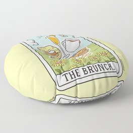 Brunch Reading Floor Pillow