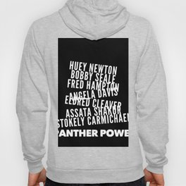 Panther Power Hoody
