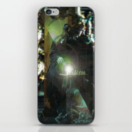 A Game of Life and Death. iPhone Skin