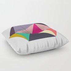 Hex series 1.4 Floor Pillow