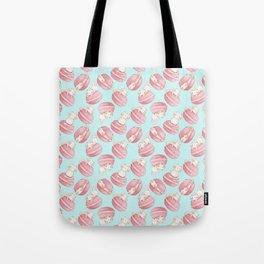 Macarons & Kittens Tote Bag