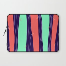 Tall Rivers Flow Endlessly, Seeking An Unattainable Outflow Laptop Sleeve