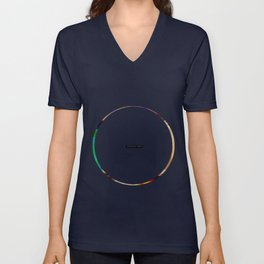 Curious Findings Unisex V-Neck