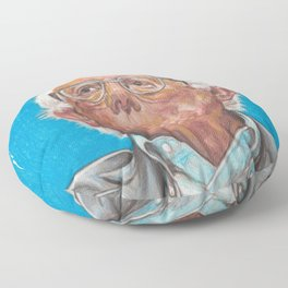 Senator Bernie Sanders Candidate for the Democratic nomination for President of the United States Floor Pillow