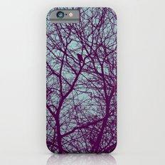 1000 Words on Twilight and Aubergine iPhone 6s Slim Case