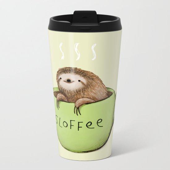 Sloffee Metal Travel Mug