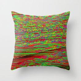 Cotton Candy Throw Pillow