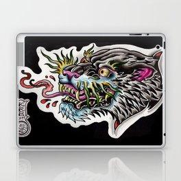 panther tongue Laptop & iPad Skin