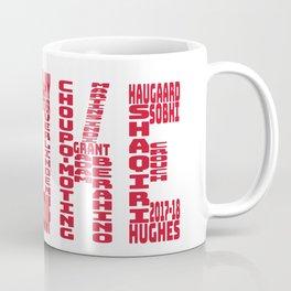 Stoke City 2017-2018 Coffee Mug