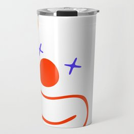 clown Travel Mug