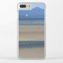 [impressions of scotland] - silence 01 Clear iPhone Case