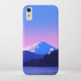 Mount Fuji Sunrise iPhone Case