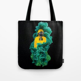 Atomic Stink Bomb Tote Bag