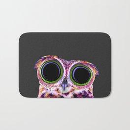 Electric Owl Bath Mat