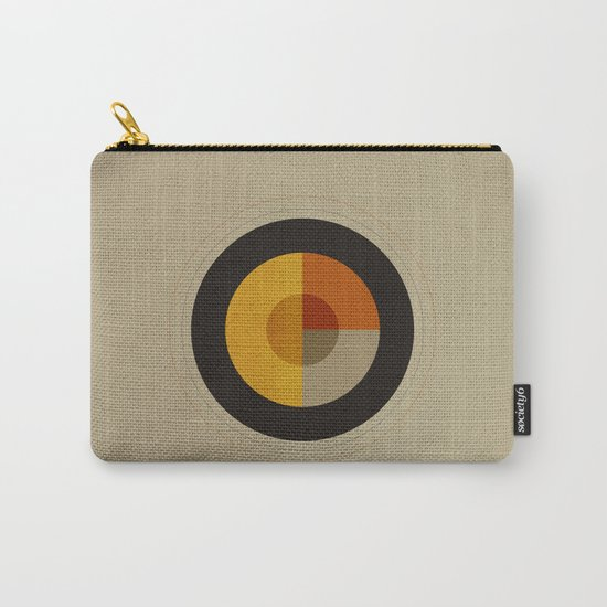 Minimalism / Geometric 1 Carry-All Pouch