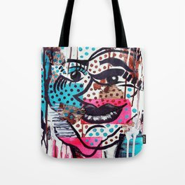 The Dynamic Expressions of Lucy  Tote Bag