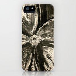 Onyx iPhone Case