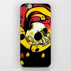 Skull Ghosts iPhone & iPod Skin