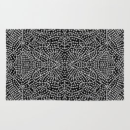Light, wave and particles Rug