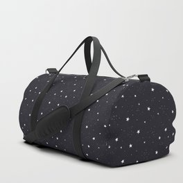 stars pattern Duffle Bag