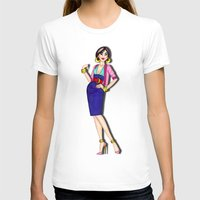 mulan T-shirts featuring Diva, Mulan by Anthony Michael